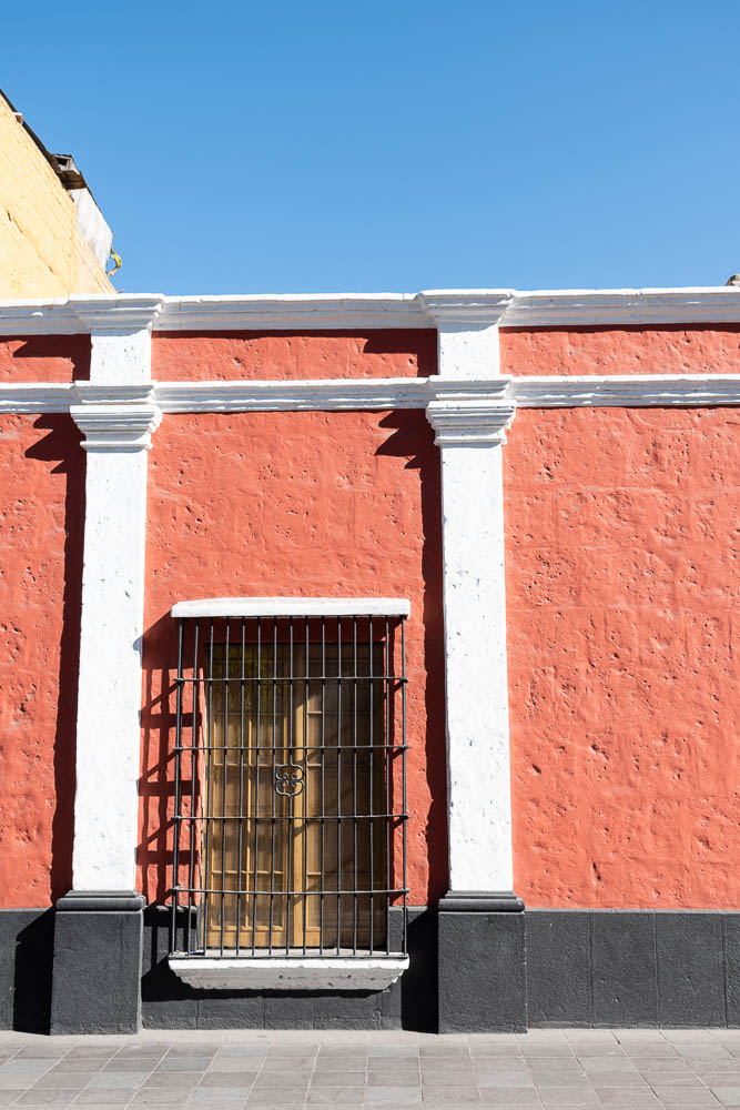 days in arequipa