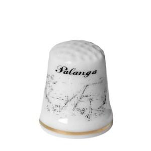 Porcelianinis antpirštis PALANGOS TILTAS