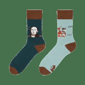 Spalvotos kojinės 100 litų