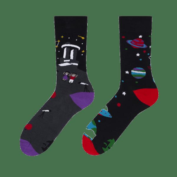 Spalvotos kojinės MOLĖTŲ OBSERVATORIJA