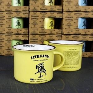 Keramikinis puodelis VYTIS