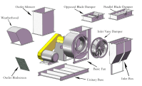 Industrial Fan & Blower Accessories