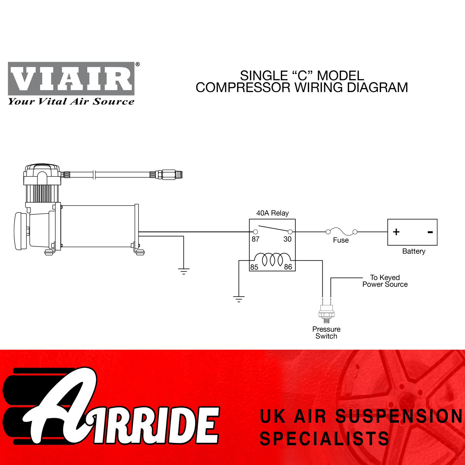 viair wiring diagram 1999 jeep grand cherokee power window airride air suspension