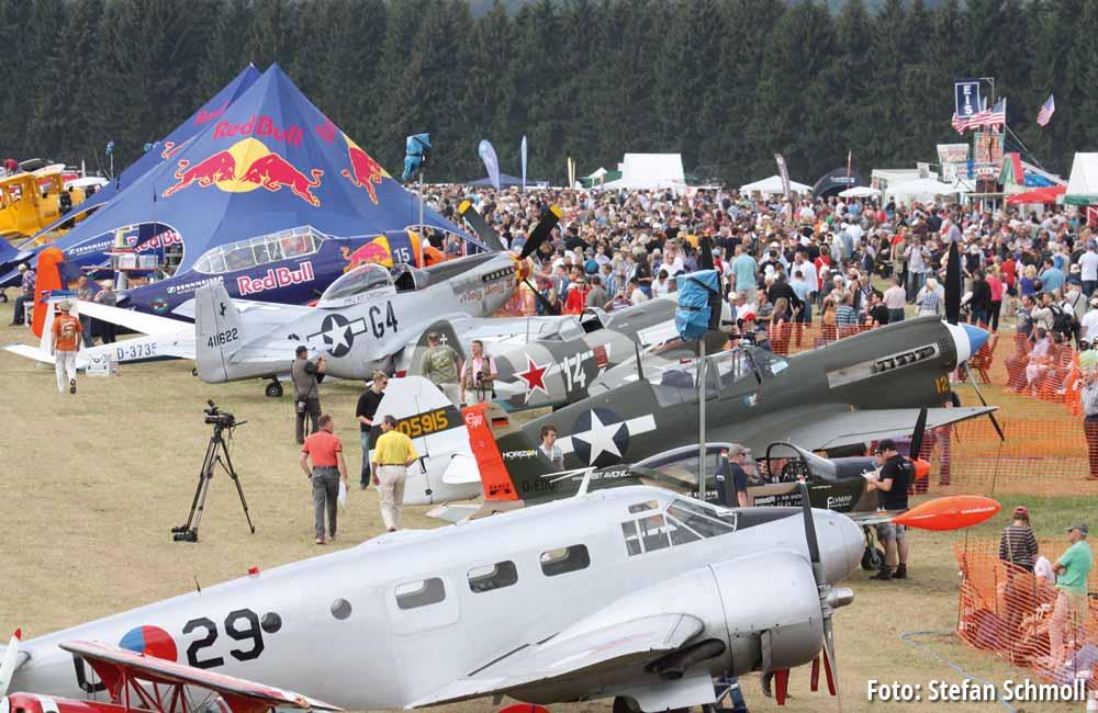 Airshow Breitscheid - Foto: Stefan Schmoll