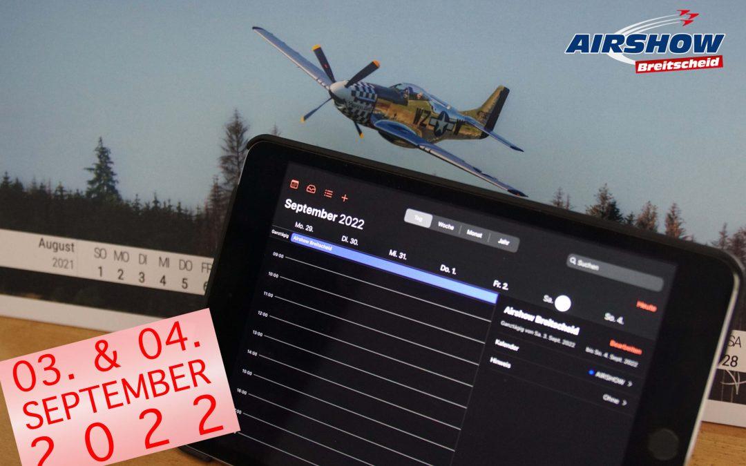 Airshow 2022!
