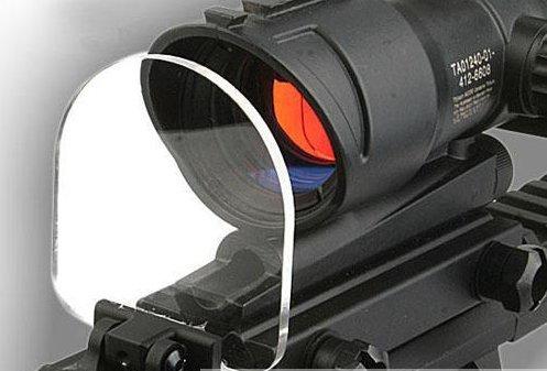 punto rojo red dot