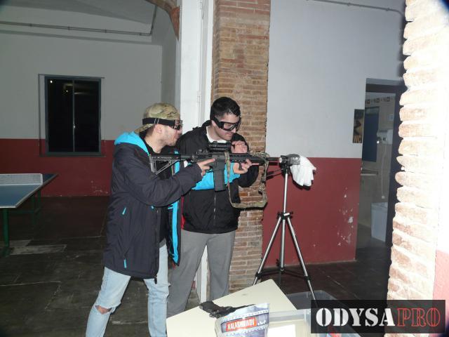 Reportaje fotográfico de Secretos de Bengasi 2020 Foto-reportajes