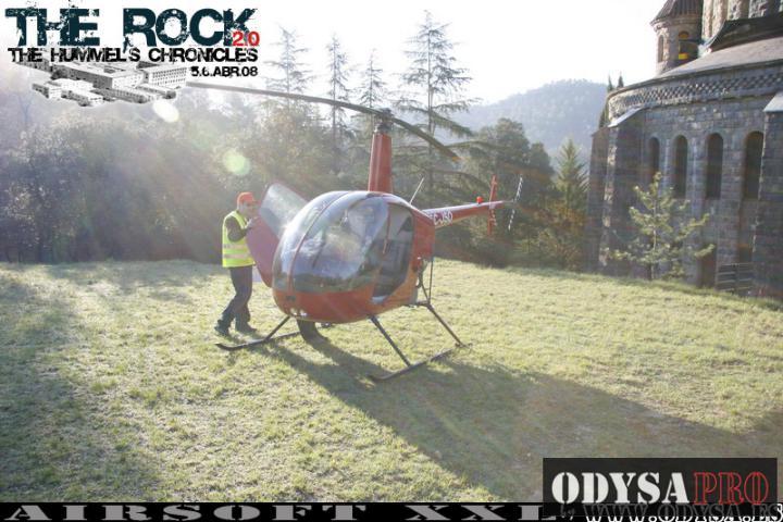 Reportaje fotográfico de The Rock 2.0 Foto-reportajes