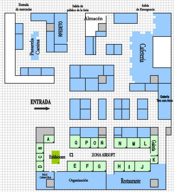 Feria de Airsoft: AIRSOFT PRO 2012 Airsoft Pro 2012