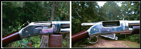 La escopeta Winchester 1897 Escopetas