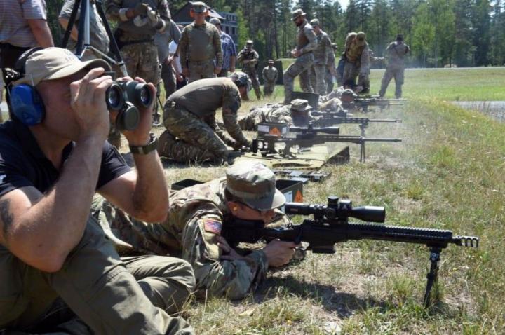 Francotiradores: El entrenamiento Compendio sobre francotiradores