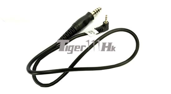 Z-Tactical Electronic PTT Wire (Z124, Motorola Version