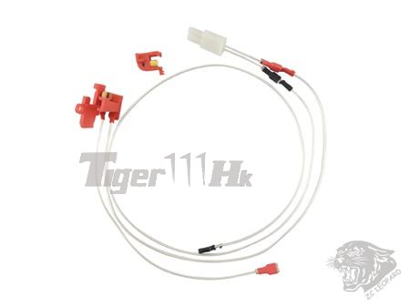 ZC LEOPARD Version 2 Gearbox Front Wire Circuit Airsoft