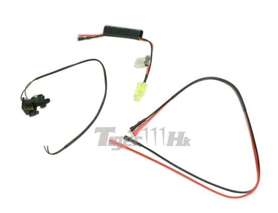 G&G GR16 AEG Front Type Wire with Gen 3 MOSFET Set Airsoft
