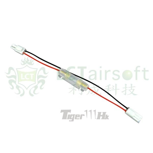 LCT AEG Gearbox Rear Wire Fuse Assembly Airsoft Tiger111HK