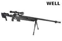 WELL M4A1 Carbine Gas Blowback Rifle Airsoft Tiger111HK Area