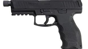 Umarex VP9 GBB Pistol (Threaded Barrel Version) (by VFC) - Black