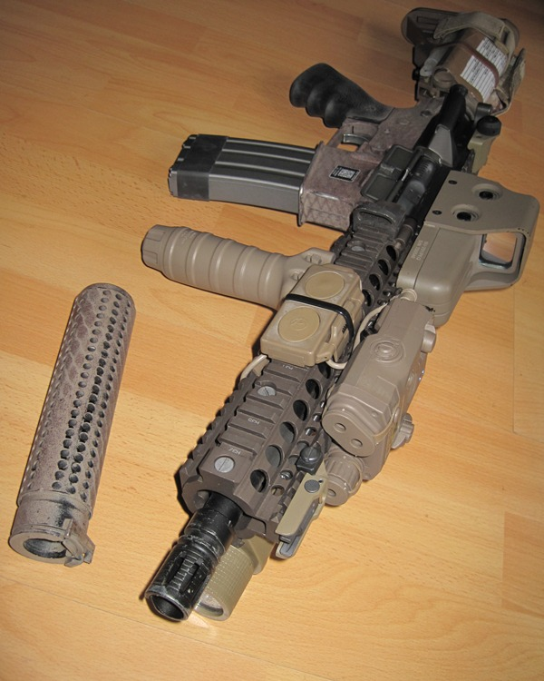 Mk18 Mod1 Airsoft Weapon Builds