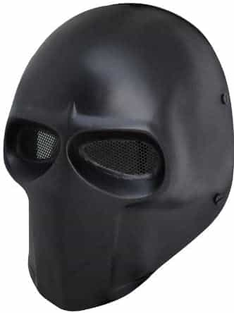 COOL Wire Mesh Full Face Protection Paintball