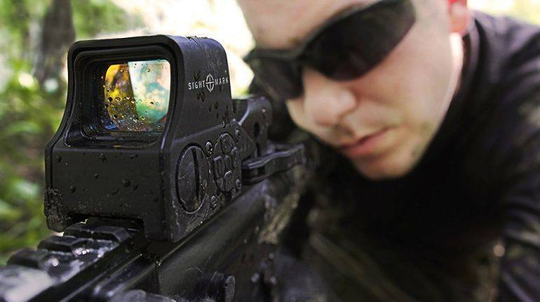 Red Dot and Reflex Sights for Airsoft  – How Do They Work ?