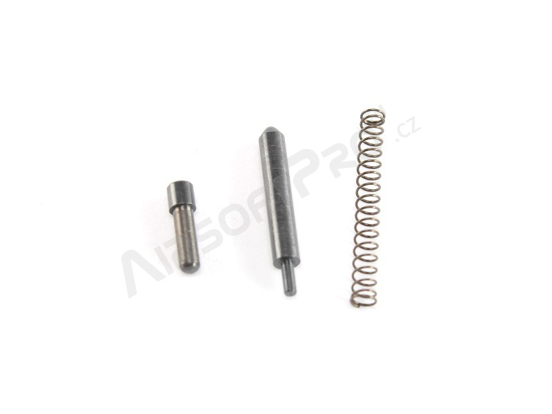 For HiCapa,MEU,1911 : Bolt stop and safety lever pin set