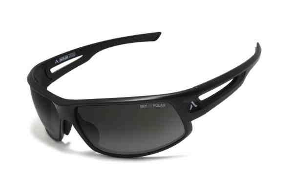 lunettes Aerial noir polarisant