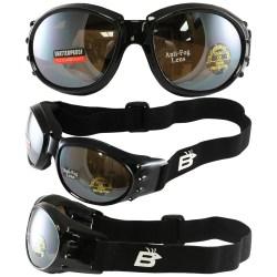 Lunettes avec élastique large / Glasses with wide elastic – Eagle
