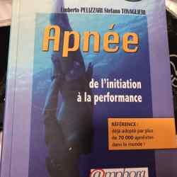 """Livre / Book – """"Apnée, de l'initiation à la performance"""" Ed Amphora"""