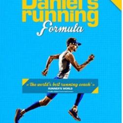 "Livre / Book – ""Daniels'running Formula"" Ed Amphora"