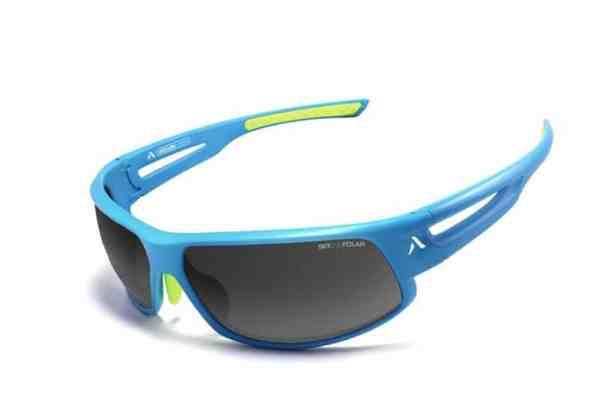 lunettes Aerial bleu polarisant