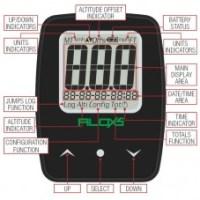 Altimètre numérique Aloxs