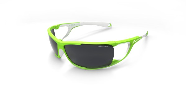 lunettes ultimate anis blanc cat 3
