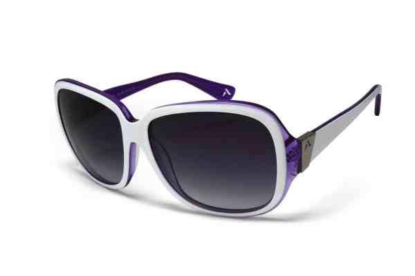 lunettes Amala purple
