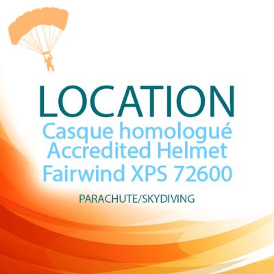 location casque fairwing XPS