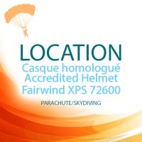 Location casque homologué / Accredited helmet rental – Fairwind XPS 72600