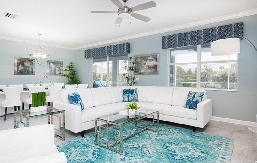 Living Room Championsgate