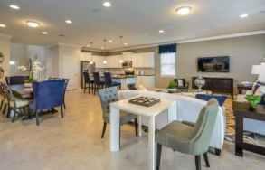 Orlando-Florida-Pulte-Windsor-Westside-Baymont-Gathering-Dining-Kitchen