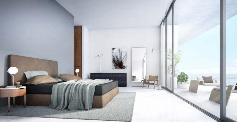 River Residence Bedroom
