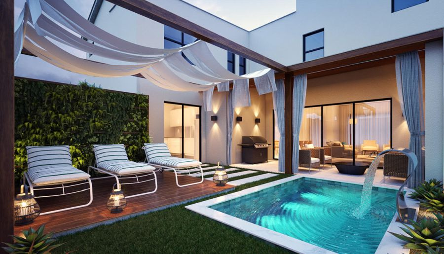 pool-bakyard