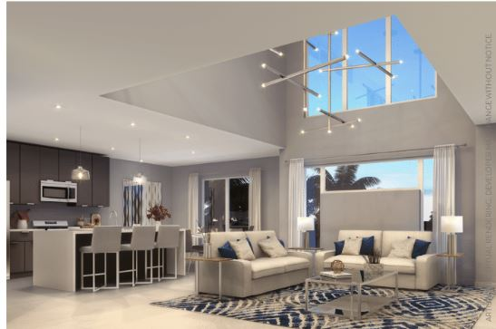 Spectrum Living room