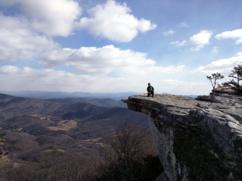 mcafee knob roanoke