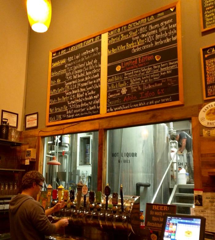 santa fe brewery