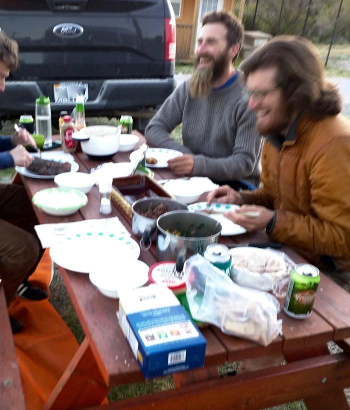 airstream picnic