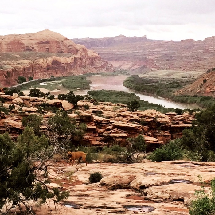 culvert canyon moab