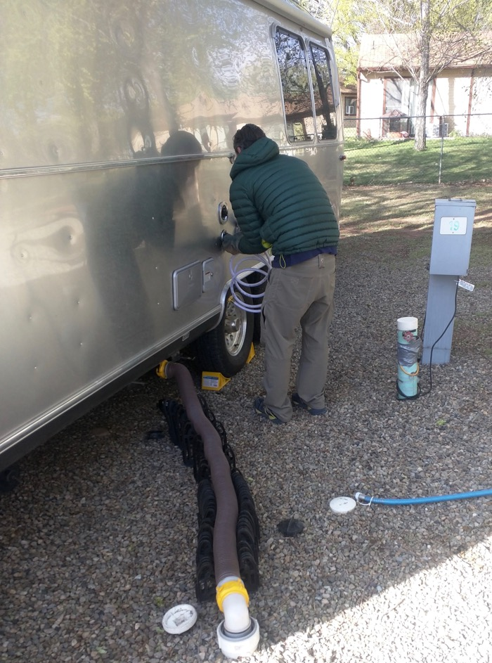 airstream pipes