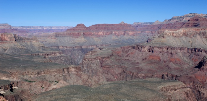 grand canyon south kaibab