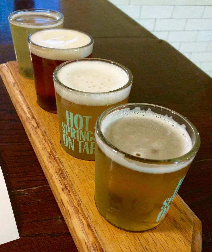 superior beer flight