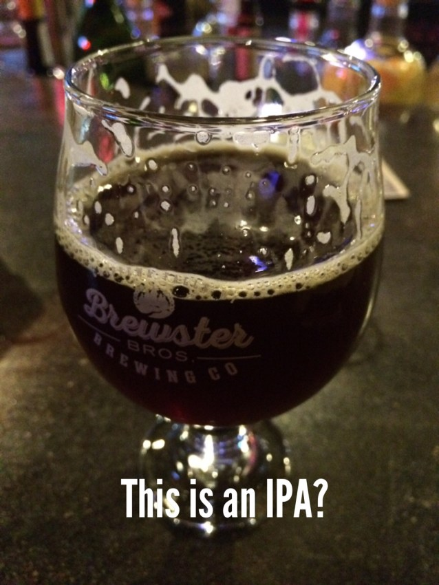 Brewster Brothers IPA