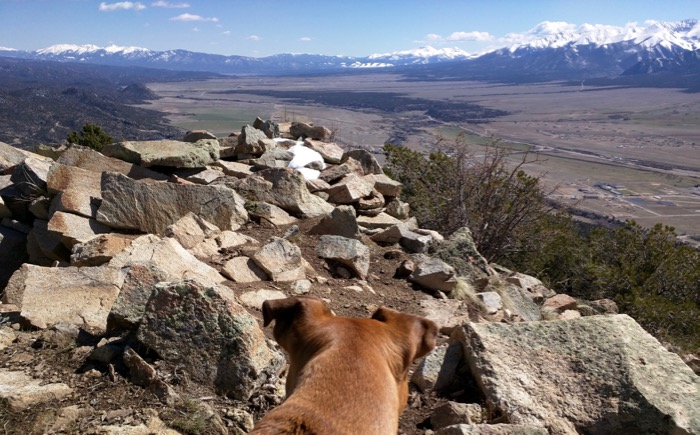 buena vista midland hike