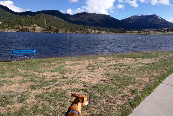 estes park lake estes